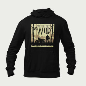 Into the wild – Hoodies