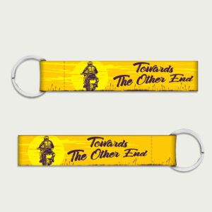 Towards the other End – Keychain