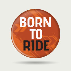 Born to Ride – Badge