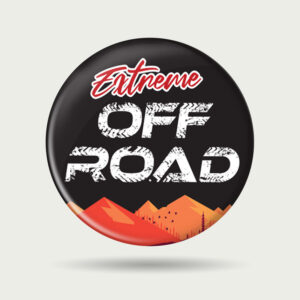 Extreme Off Road Rider – Badge