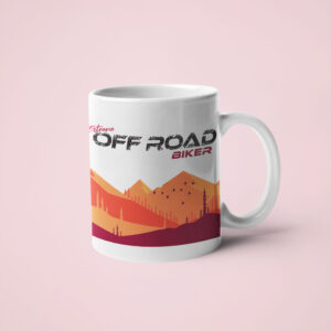 motorcycle coffee cup