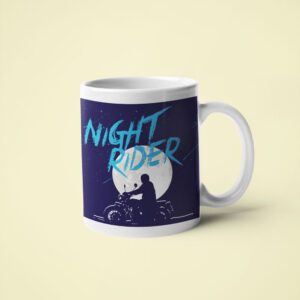 Night rider – Coffee Mug