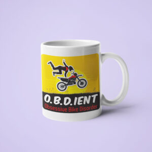 Obsessive Bike Disorder – Coffee Mug