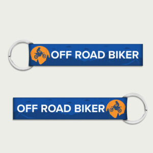 Off Road Biker – Keychain
