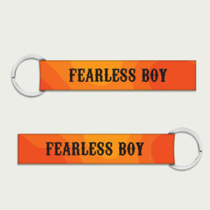 Really Fearless Boy – Keychain