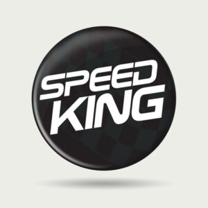 Speed KING – Badge