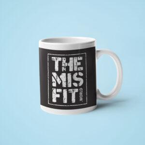 biker coffee mug