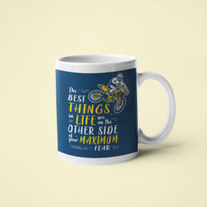 The best things in life  – Coffee Mug