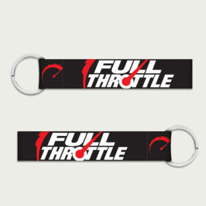 Full throttle – Keychain