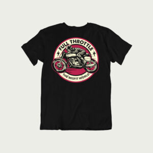 Full Throttle – T Shirt