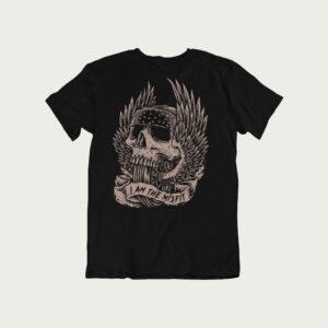 I am The Misfit – T Shirt