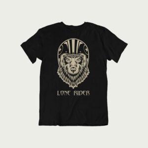 Lone Rider – T Shirt