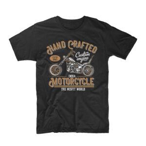 custom biker t shirts