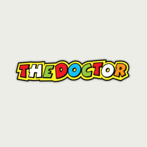 The Doctor – Sticker