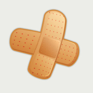 Band aid – sticker