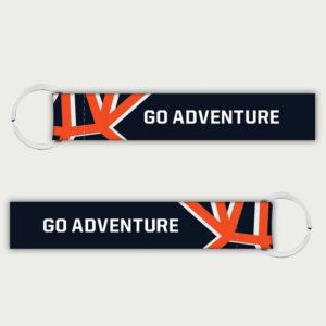 Go Adventure – Keychain