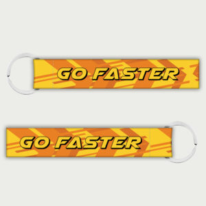 Go Faster – Keychain