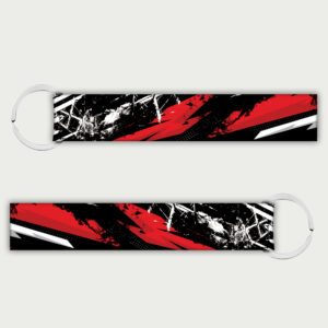 The race begins – Keychain