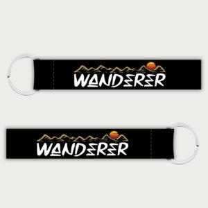 Wanderer – Keychain
