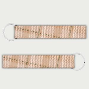 Cloth Pattern – Keychain