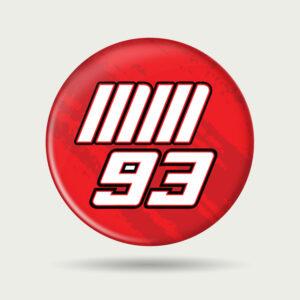 MM93 – Badge
